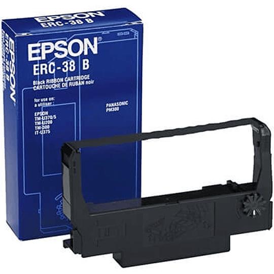 Fita Original Epson ERC38 Preto