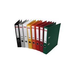 Pasta arquivo PP c/calha A4 L40 (PVC) - pack 10