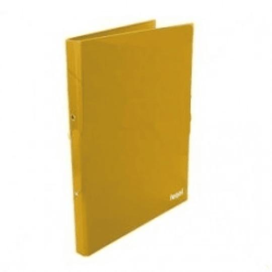 Pasta/Dossier A4  L20 Lisa Amarela - 1un