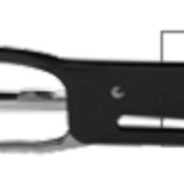 Agrafador alicate nº10, 522 metal (15folhas)