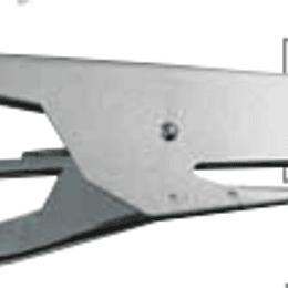 Agrafador alicate 21/4-nº25, 542 metal (8folhas)