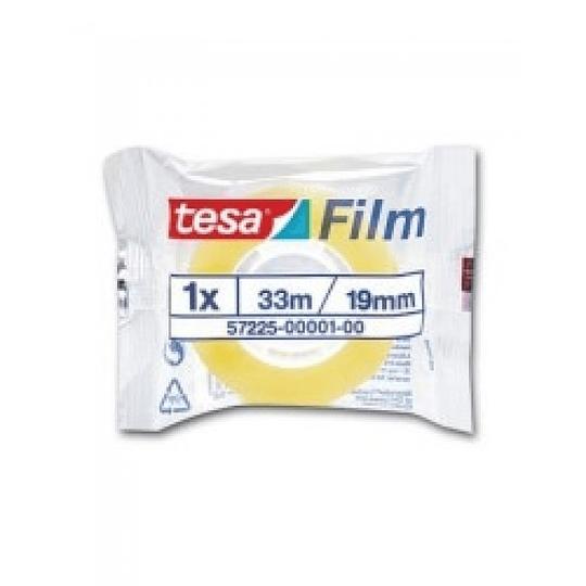 Fita Adesiva Clear Tesa Basic 19mmx33mts – 1unid