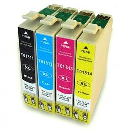 Tinteiros Epson 18 XL - T1811/2/3/4