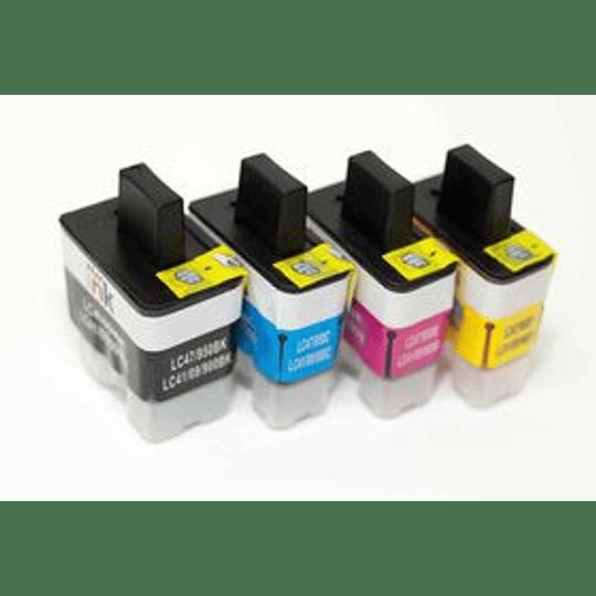 Tinteiros Compatíveis Brother LC900 / LC950