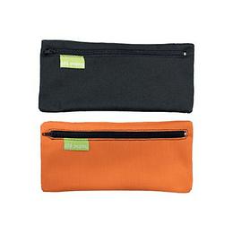 Bolsa porta-lápis em nylon color rect