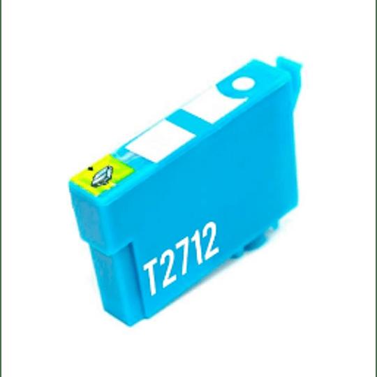 Tinteiro Compatível Epson T2711 até T2714 XL (Preto, Azul, Magenta, Amarelo)