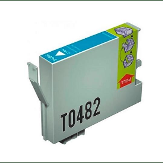 Tinteiro Compatível Epson  T0481 até T0486 (6 cores)