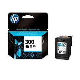 Tinteiro Original HP nº 300 (CC640E) Preto