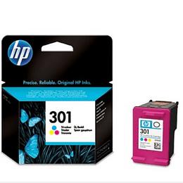 Tinteiro Original HP nº 301 Cores