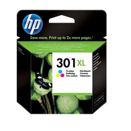 Tinteiro Original HP nº 301 XL Cores