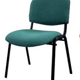 Cadeira Conferencia fixa STR-0522 Verde