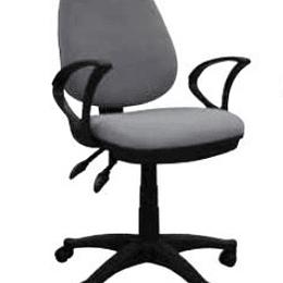 Cadeira Escritório STR-1 Cinza