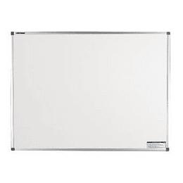 Quadro Branco cerâmica 60x90 cx.aluminio magnético