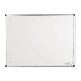 Quadro Branco cerâmica 120x150 cx. aluminio magnético