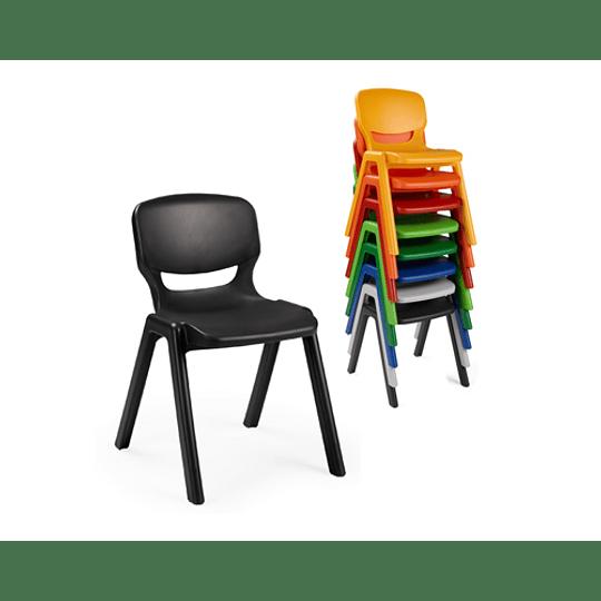 Cadeira Ergos Pré-Escolar 01