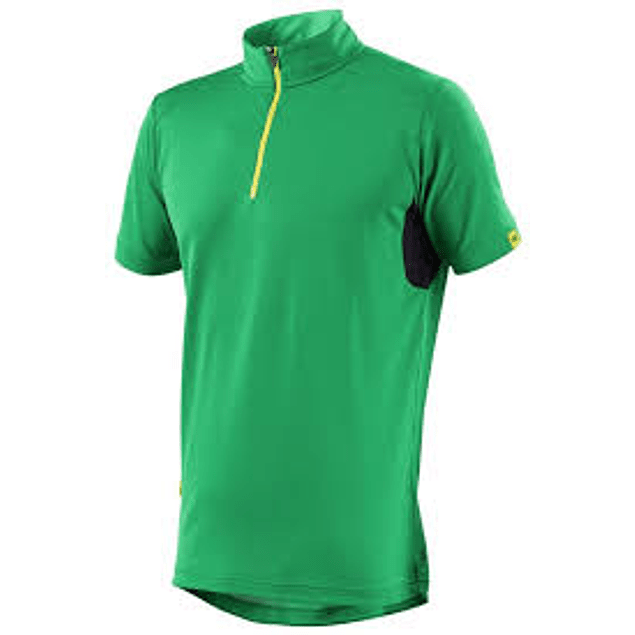 Tricota Mavic Red Rock Jersey Verde