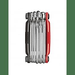 HERRAMIENTA CRANK BROTHERS M10 BLACK/RED