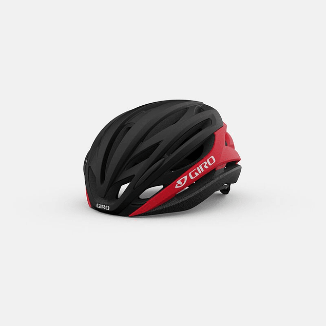 Giro Syntax Mips Negro / Rojo