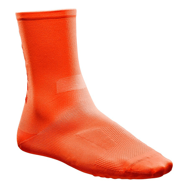Essential High Sock Naranjo