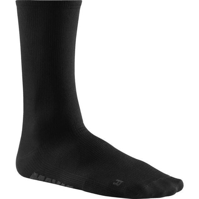 Essential High Sock Negro