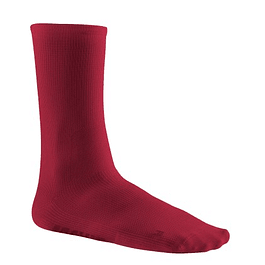 Essential High Sock Rojo