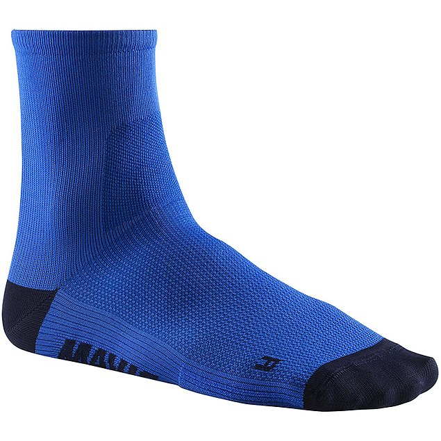 Essential Mid Sock Azul
