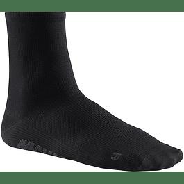 Essential Mid Sock Negro