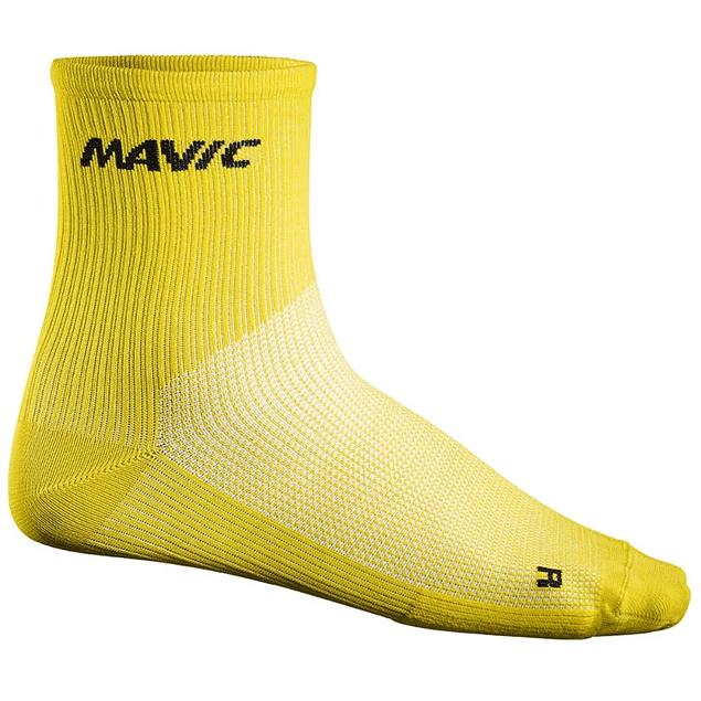 Cosmic Mid Sock Amarillo