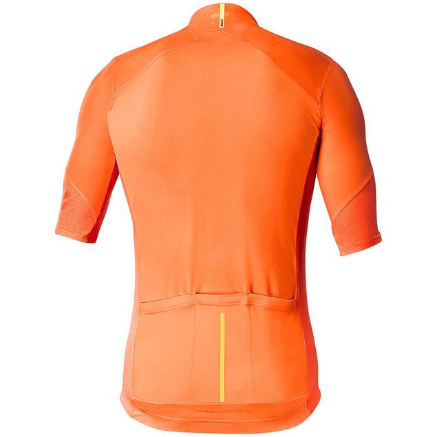 Tricota Mavic Cosmic Ultimate SL Jersey Naranjo