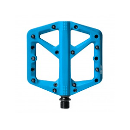 PEDALES CRANKBROTHERS STAMP 1 LARGE BLUE