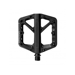 PEDALES CRANKBROTHERS STAMP 1 SMALL BLACK