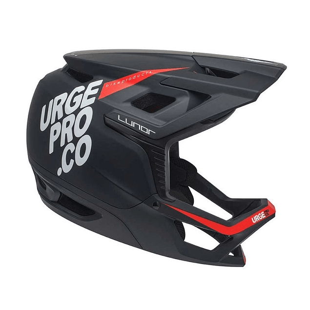 Casco Integral Urge Lunar Negro