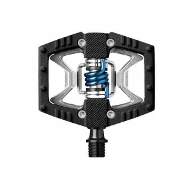 Pedales crankbrothers doble shot 2 Black/Raw