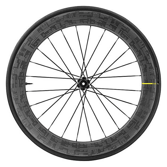 Comete Pro Carbon UST Disc Tour de France