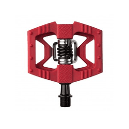 PEDALES CRANKBROTHERS DOUBLE SHOT 1 RED