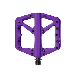 PEDALES CRANKBROTHERS STAMP 1 LARGE PURPLE