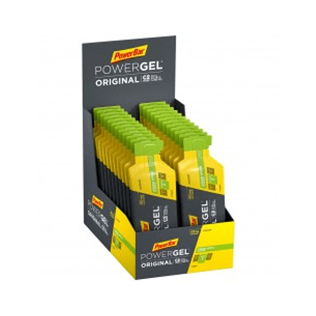 POWERBAR GEL ORIGINAL GREEN APPLE 41 G
