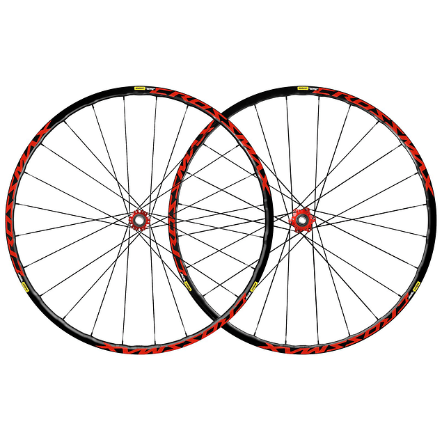 Crossmax Elite 2018 No-Boost roja