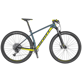 SCALE 940 COBALT/YELLOW  2020