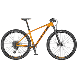 SCALE 970 ORANGE/BLACK  2020