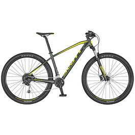 ASPECT 930 DK. GREEN / YELLOW  2020