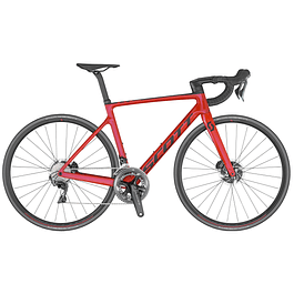 ADDICT RC 10 DISC RED 2020