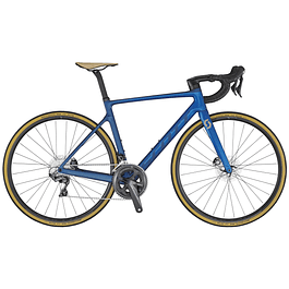 ADDICT RC 30 BLUE 2020