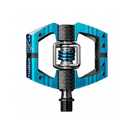 PEDALES CRANKBROTHERS MALLET E ELECTRIC BLUE