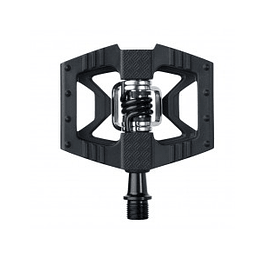 PEDALES CRANKBROTHERS DOUBLE SHOT 1 BLACK