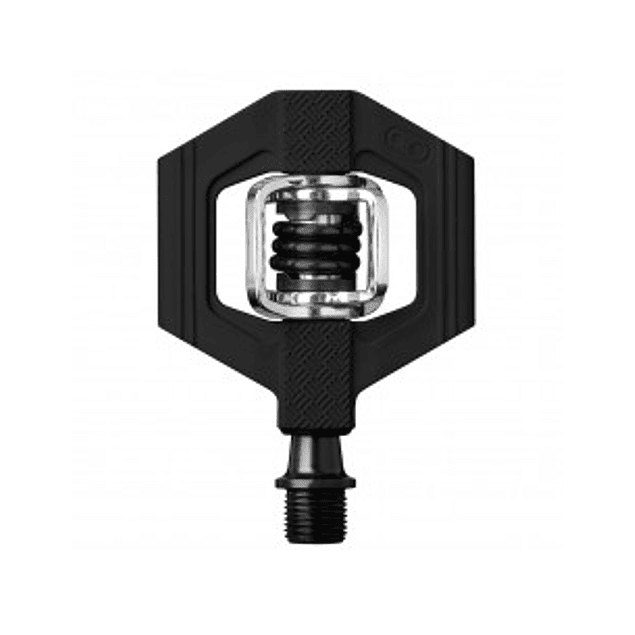 PEDALES CRANK BROTHERS CANDY 1 BLACK