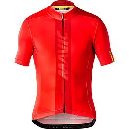 Tricota Mavic Cosmic Red Jersey