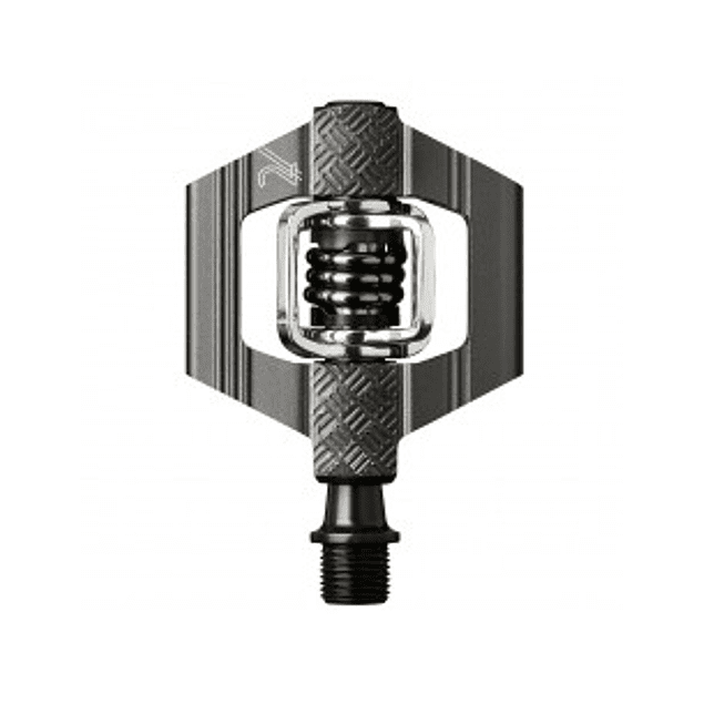 PEDALES CRANKBROTHERS CANDY 2 CHARCOAL GREY