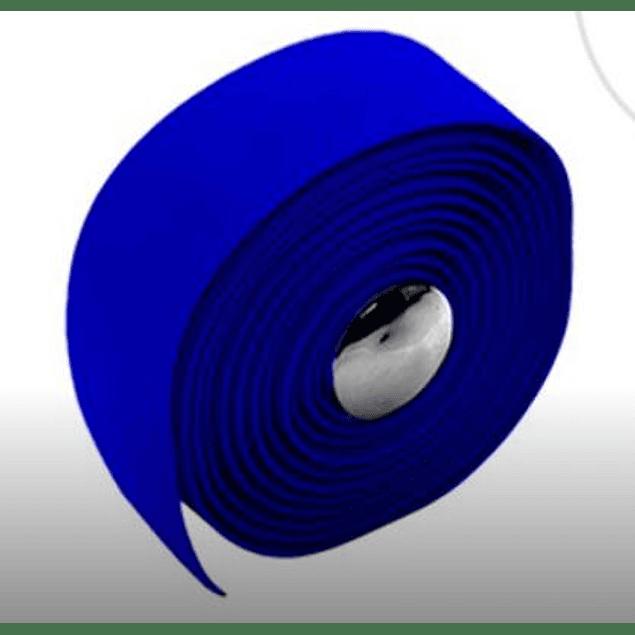 Cinta Manubrio Velo Wrap Azul
