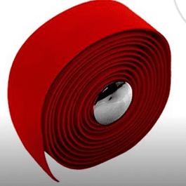 Cinta Manubrio Velo Wrap Rojo